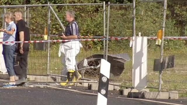 انفجار في منشأة كيميائية غربي ألمانيا