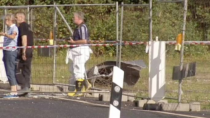 Следователи выясняют причину взрыва на химзаводе в Германии