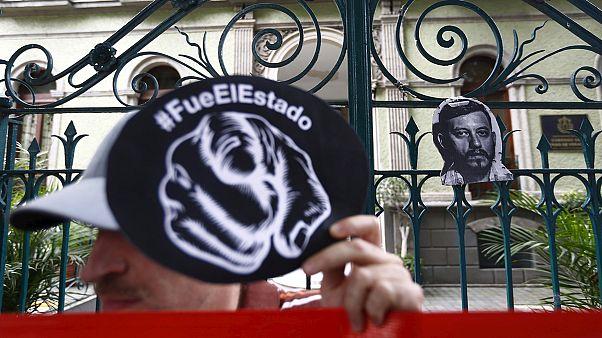 اعتراض به عملکرد دولت برای تحقیق درباره مرگ خبرنگار مکزیکی