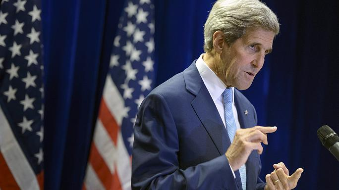 Kerry blasts Beijing over South China Sea 'militarisation'