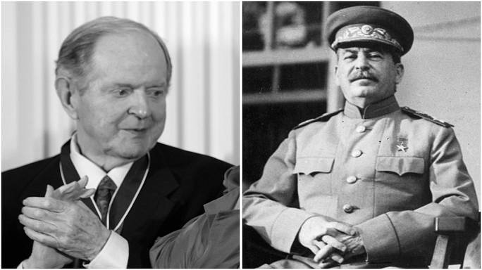 Historian, who revealed Stalin went to movies after ordering 3,000 deaths, dies aged 98