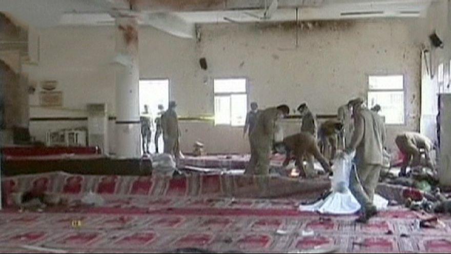 Öngyilkos merénylet egy szaúdi mecsetnél