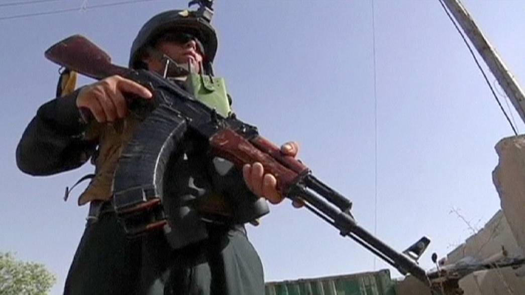 Taliban kill nine in Afghanistan bombings