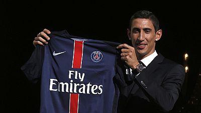 Der Neue bei Paris St. Germain: Ángel Di María