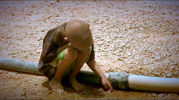 بحران آب در شمال مالی