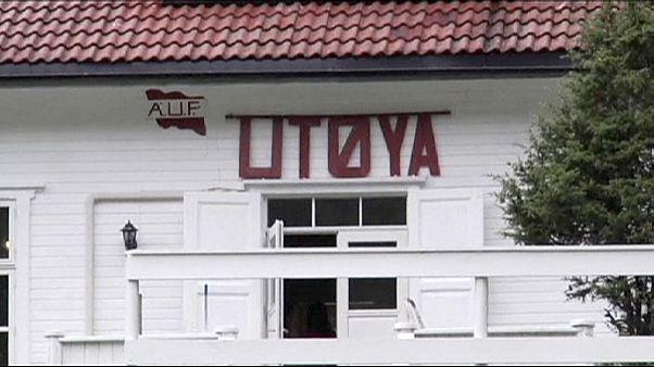 Норвегия: на острове Утойя вновь открылся молодежный лагерь