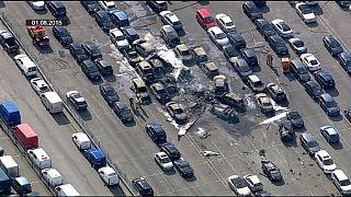 GB : les causes de l'accident d'avion ayant coûté la vie à des proches de Ben Laden