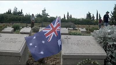 Ceremony in Turkey marks 100 years since Gallipoli August offensive