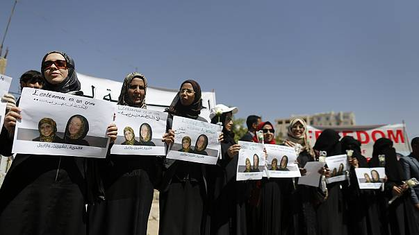 Szabad a Jemenben elrabolt francia nő