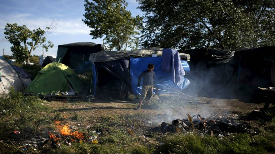 La crisis de Calais