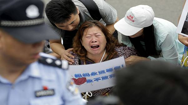 MH370 relatives want answers