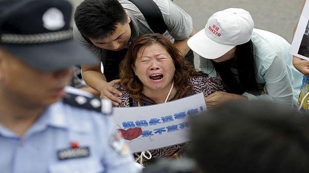 Familiares de los pasajeros del MH370 quieren respuestas