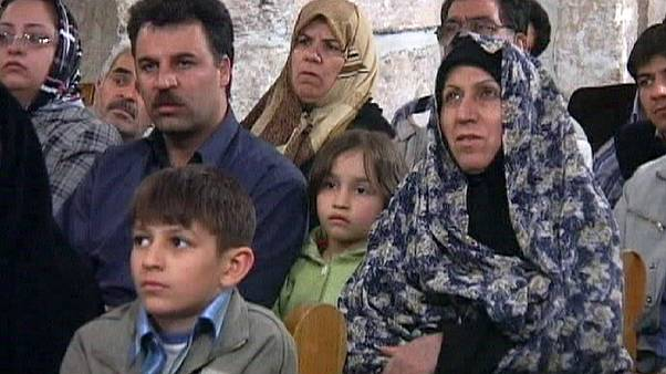 """""""الدولة الإسلامية"""" تختطف أكثر من 200 مدني في بلدة القريتين السورية"""