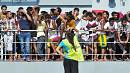 Migrant crisis: five arrested after vessel capsizes off Libya