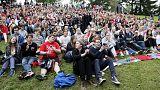 Nach Breivik-Massaker: Wieder Jugendcamp auf Utoya