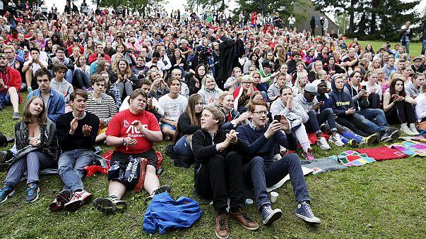 Norway's Young Labour return to Utoya island