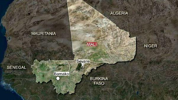 یورش مهاجمان مسلح به هتلی در شهر سِواره مالی