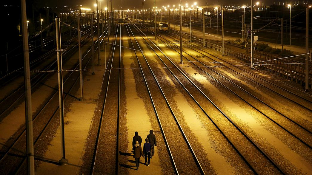 Migrant evades high-speed trains to walk 50km-long Channel Tunnel