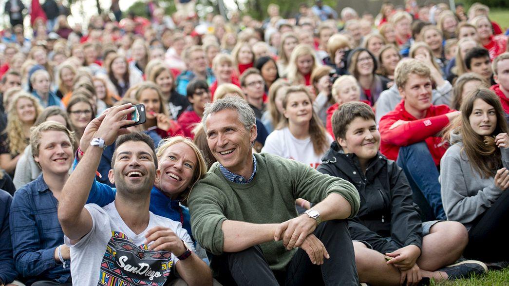 Cuatro años después de Breivik, Utoya recupera la normalidad