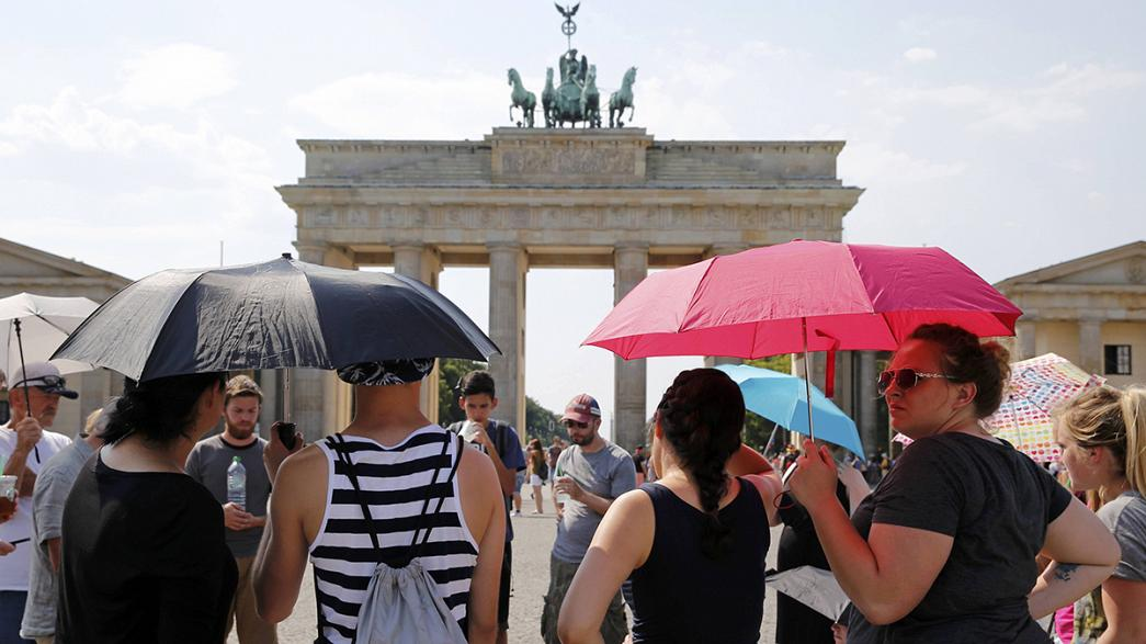 Germania, caldo record: superati i 40 gradi
