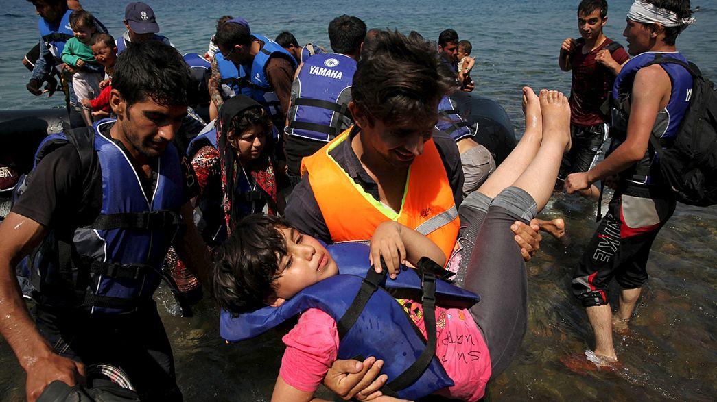 Frontex: Neuer Flüchtlingsrekord in Griechenland