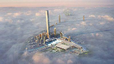 Dubaï, des records en long en large et en hauteur