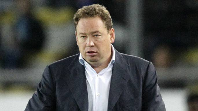 Russia Football Union names Leonid Slutskiy as national team coach