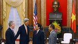 Kerry mahnt Vietnam zu Fortschritten bei Menschenrechten