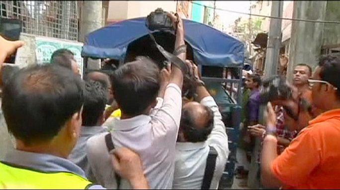 Бангладеш: убийство блогера