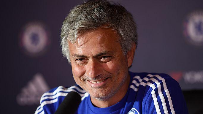 تشيلسي يمدد عقد جوزيه مورينيو إلى عام 2019
