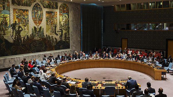 قطعنامه شورای امنیت برای شناسایی عاملان حملات شیمیایی در سوریه