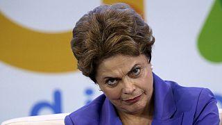 Brezilya: Roussef ülke tarihinin en düşük popülaritesine sahip başkanı