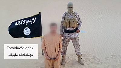 Fate of Croatian man held hostage in Egypt by ISIL affiliated group unknown