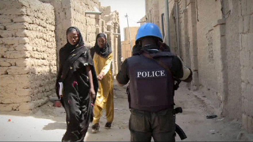 Túszdráma maliban