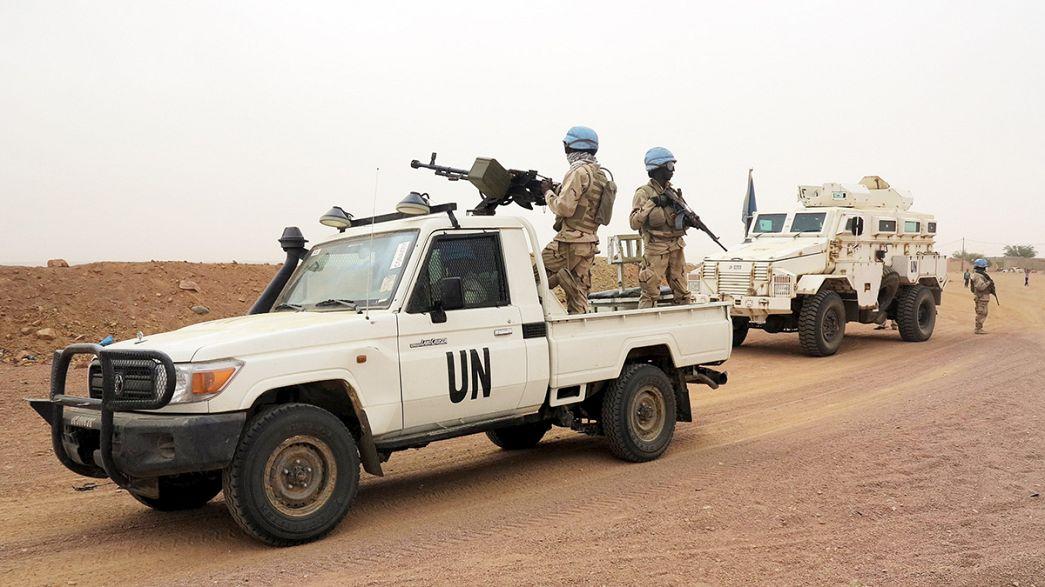 Doce muertos, entre ellos tres trabajadores de la ONU, en la liberación de los rehenes de Mali