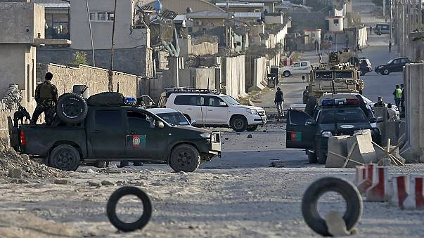 More than 50 dead in Kabul bomb attacks