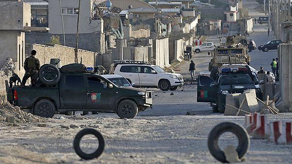 Blutige Anschlagsserie in Kabul