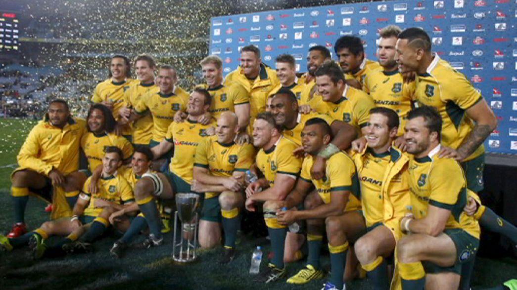 Rugby Championship: Australien bezwingt Titelverteidiger Neuseeland