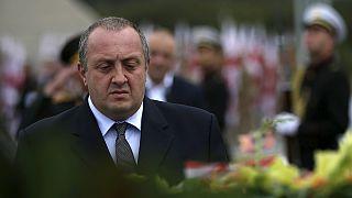 Georgia onora le vittime del conflitto contro la Russia