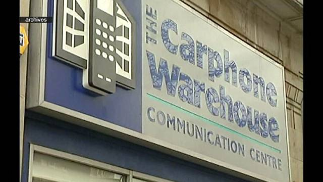 Кибератака на Carphone Warehouse