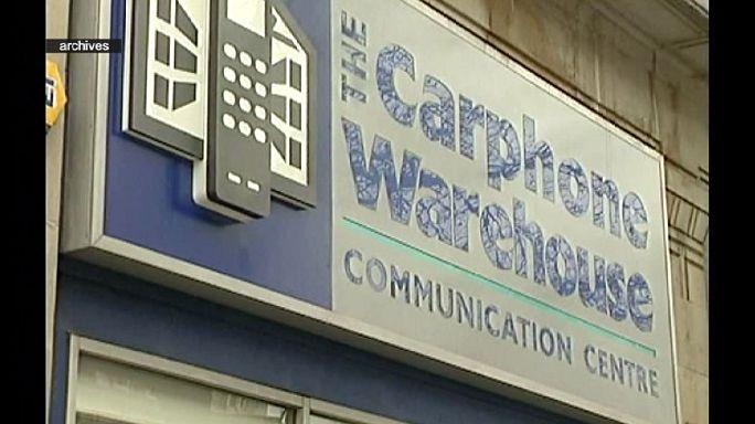 Кибератака на Carphone Warehouse