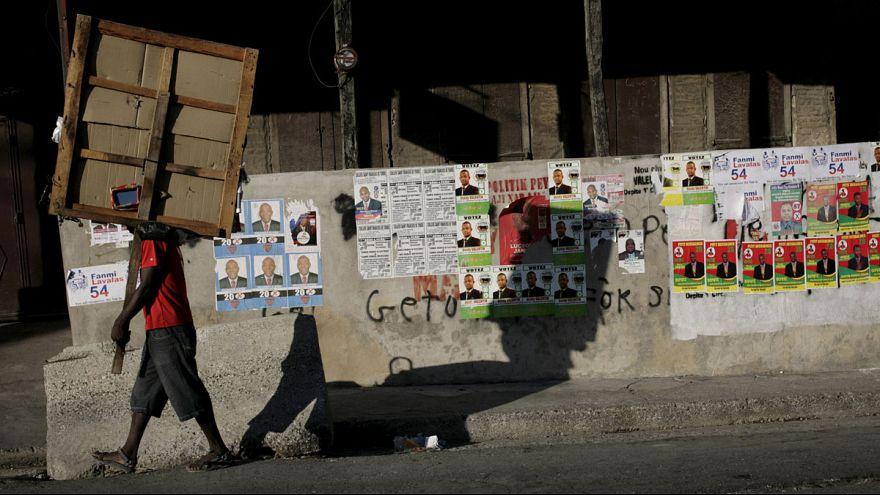 Гаити: места в парламенте оспаривают более 1800 кандидатов