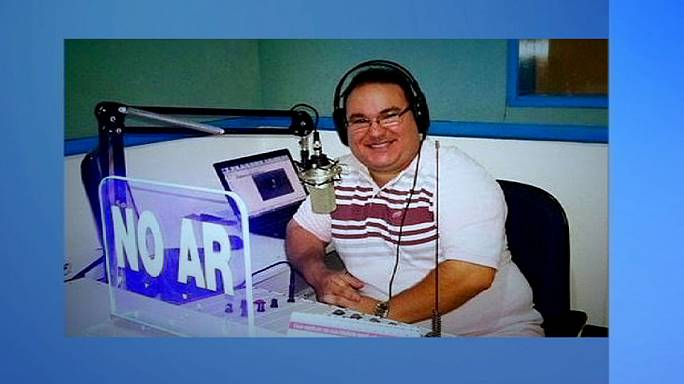 Brazilian radio presenter killed recording his show