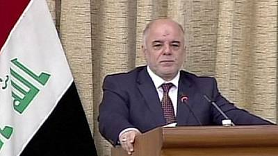 Iraque: Primeiro-ministro anuncia reformas políticas