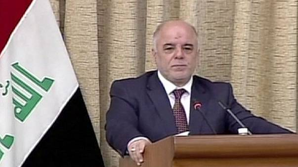 Iraq's PM announces government shake-up to save cash and cut corruption