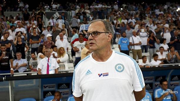 Marseille coach quits after just one match of the new season
