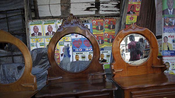 Több éves halasztás után parlamenti választásokat tartanak Haitin
