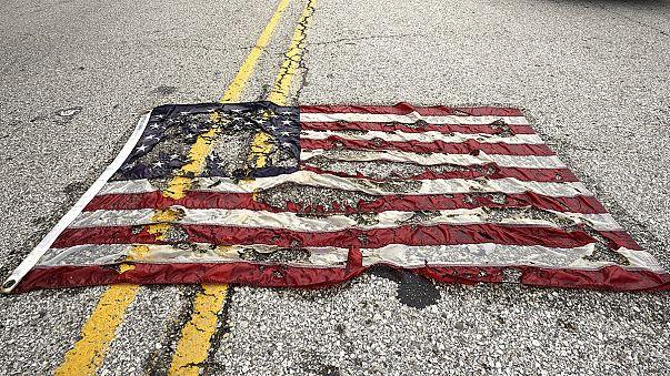 Ferguson conmemora el aniversario de la muerte de Michael Brown
