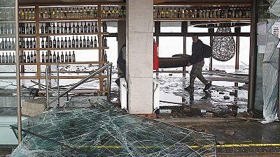 Aumenta a cinco el número de muertos en Chile por el temporal