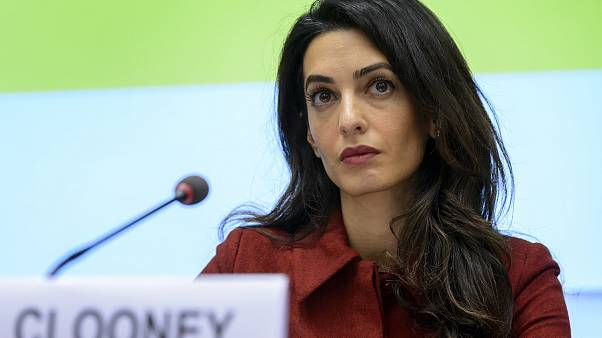 Image: Amal Clooney